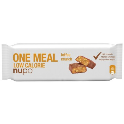 Nupo One Meal Bar Toffee Crunch 60 g