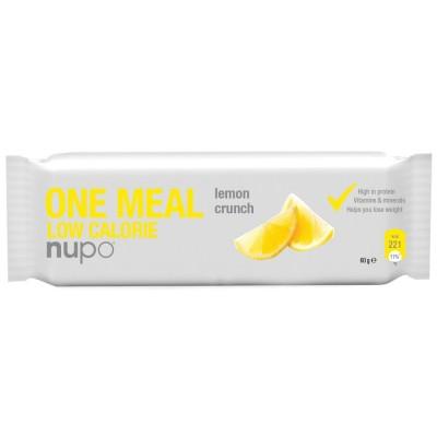Nupo One Meal Bar Lemon Crunch 60 g