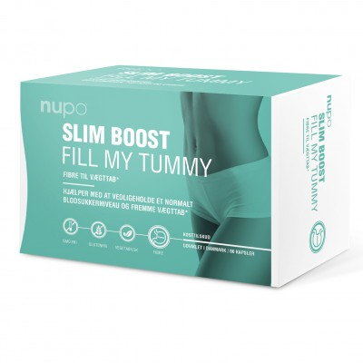 Nupo Slim Boost Fill My Tummy 60 stk