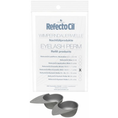 Refectocil Eyelash Perm Mini Cosmetic Dish 2 kpl