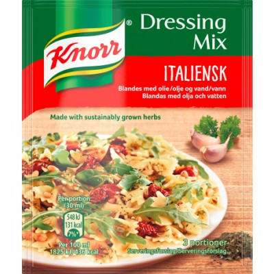 Knorr Italiensk Dressing Mix 24 g