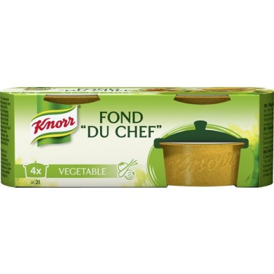 Knorr Fond du Chef Groentebouillon 4 x 28 g