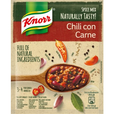 Knorr Chili con Carne Kruidenmix 64 g