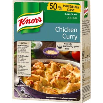 Knorr Currykyckling & Ris 487 g
