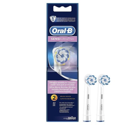 Oral-B Sensi UltraThin 2 pcs