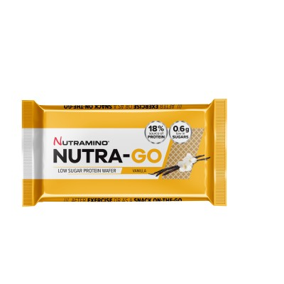 Nutramino Nutra-Go Protein Wafer Vanilla 39 g