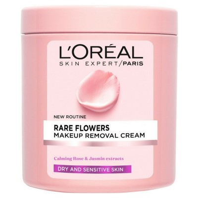 L'Oreal Rare Flowers Makeup Removal Cream 200 ml