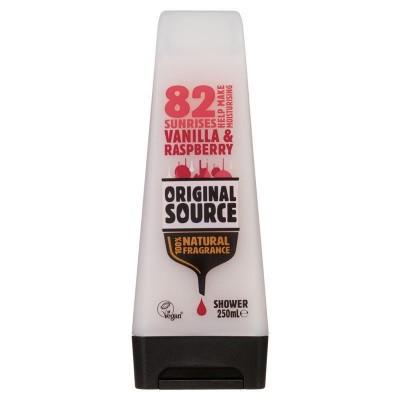 Original Source Vanilla & Raspberry Shower Gel 250 ml