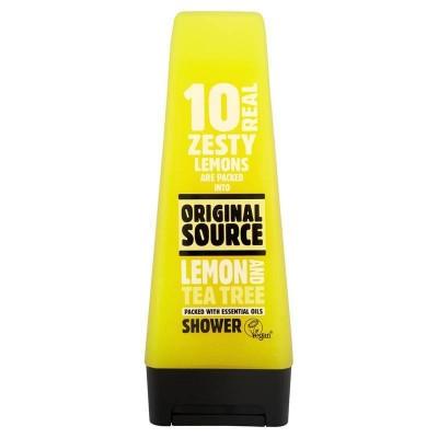 Original Source Lemon & Tea Tree Shower Gel 250 ml