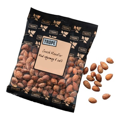 Trope Smoked & Salted Snack Almonds 125 g