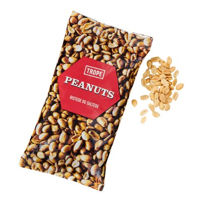 Trope Roasted & Salted Peanuts 525 g