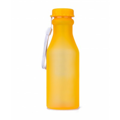 BasicsHome Water Bottle Yellow 550 ml