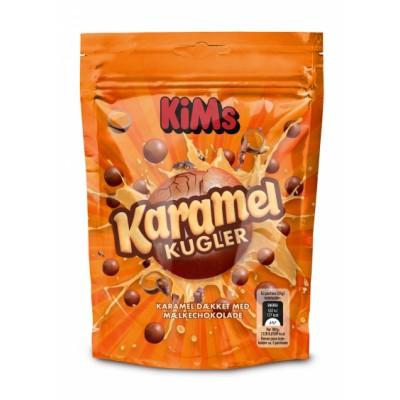 Kims Karamel Kugler 120 g