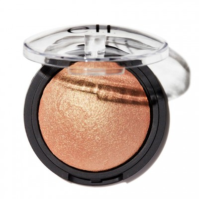 elf  Baked Highlighter Apricot Glow 5 g