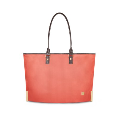 "Moshi Aria Tote 13"" Laptop Amber Orange 1 pcs"
