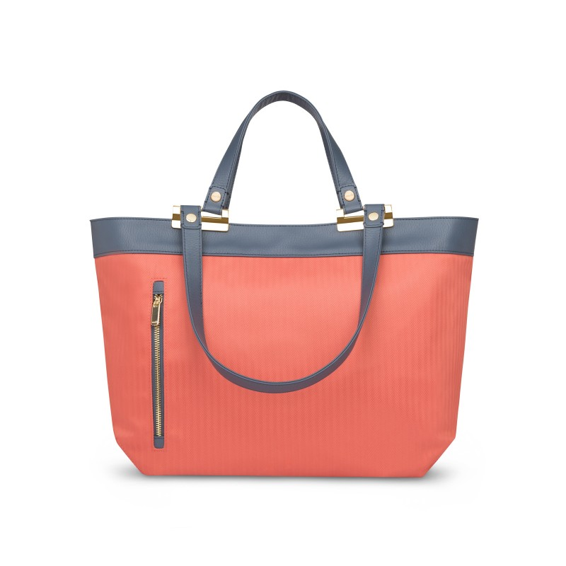 "Moshi Verana Tote Work Bag 13"" Laptop Amber Orange 1 stk Taske"