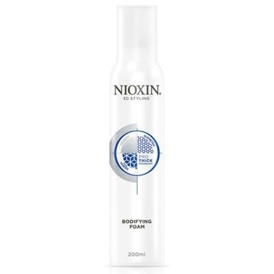 Nioxin 3D Bodifying Foam 200 ml