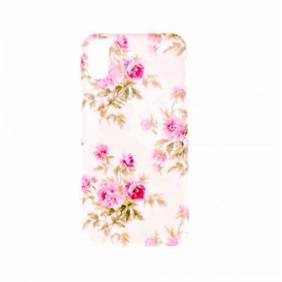 BasicsMobile Rose Romance iPhone X/XS Cover iPhone X/XS