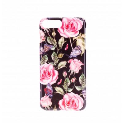 BasicsMobile Roses Of Butterflies iPhone 7/8 Plus Cover iPhone 7/8 Plus
