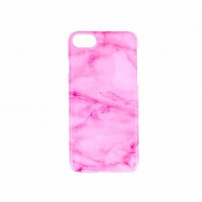 BasicsMobile Pink Marble iPhone 7/8 Plus Cover iPhone 7/8 Plus
