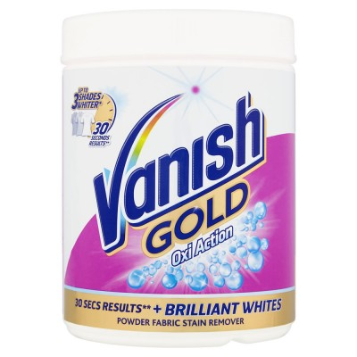Vanish Oxi Action Powder Gold White 940 g