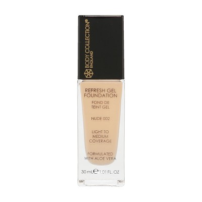 Body Collection Refresh Gel Foundation 002 Nude 30 ml
