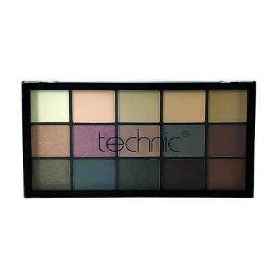 Technic Eyeshadow Palette Mystic Mauve 1 st