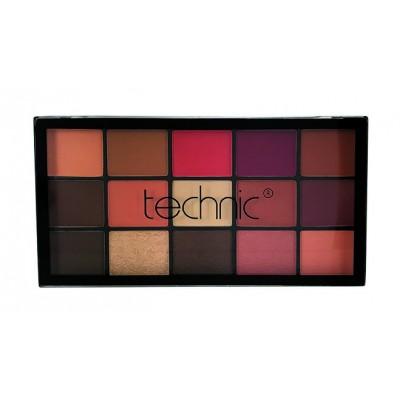 Technic Eyeshadow Palette Sierra Sunset 1 pcs