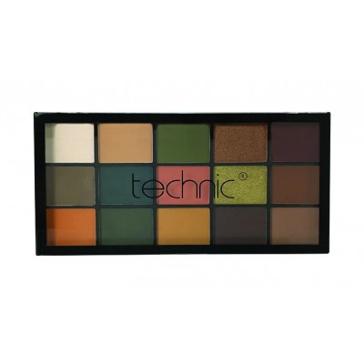 Technic Eyeshadow Palette Shaken, Not Stirred 1 pcs