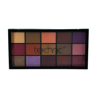 Technic Eyeshadow Palette Peanut Butter & Jelly 1 pcs