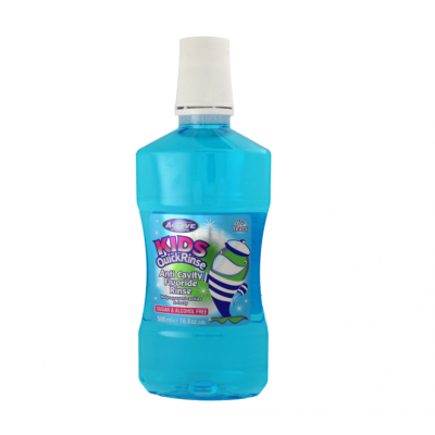 Active Oral Care Kids Quick Rinse Mouthwash 500 ml
