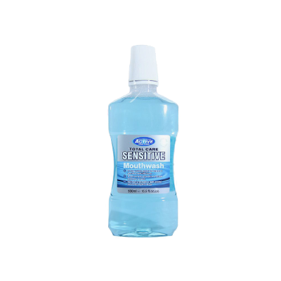 Active Oral Care Sensitive Munnskyll 500 ml