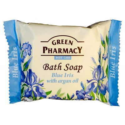 Green Pharmacy Blue Iris Bath Soap 100 g
