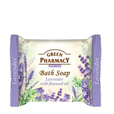 Green Pharmacy Lavender Bath Soap 100 g