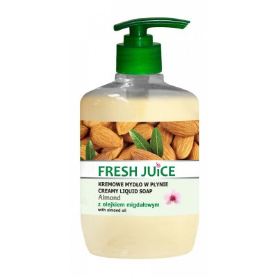 Fresh Juice Almond Liquid Soap 460 ml