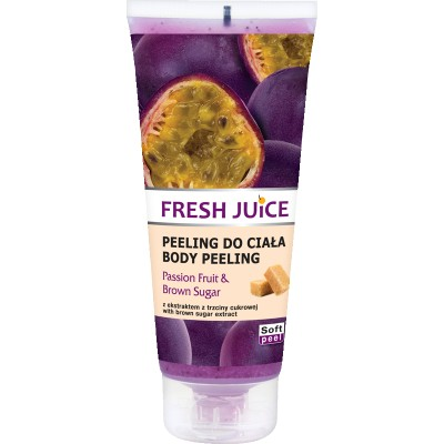 Fresh Juice Passion Fruit & Brown Sugar Body Scrub 200 ml