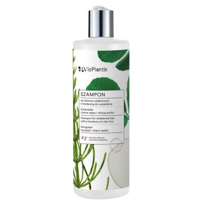 Vis Plantis Fenugreek Shampoo Weak Hair 400 ml