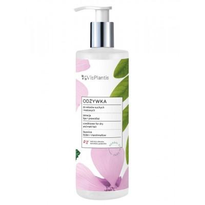 Vis Plantis Liquorice Conditioner Dry Hair 400 ml