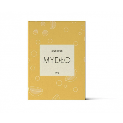 Vis Plantis Mydlo Sulphur Soap Problem Skin 70 g