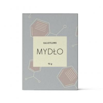 Vis Plantis Mydlo Salicylic Soap Problem Skin 70 g
