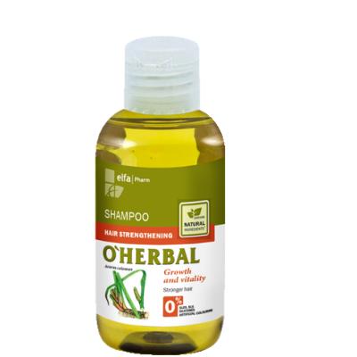 O'Herbal Hair Strengthening Calamus Root Extract Shampoo 75 ml