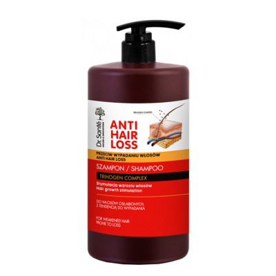 Dr. Santé Anti Hair Loss Shampoo 1000 ml