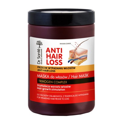 Dr. Santé Anti Hair Loss Hair Mask 1000 ml