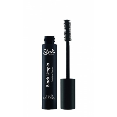 Sleek Makeup Black Utopia Volumising Black Mascara 9 ml