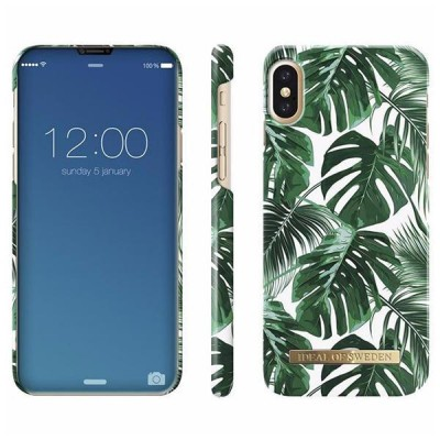 iDeal Of Sweden Fashion Case iPhone XR Monstera Jungle iPhone XR