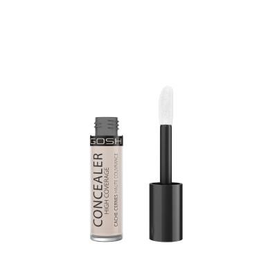 GOSH High Coverage Concealer 002 Ivory 5,5 ml