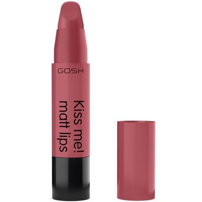 GOSH Kiss Me! Matt Lips 003 Hot Kiss 2 g