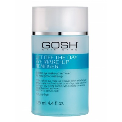 GOSH Lift Off The Day Make-Up Remover 125 ml