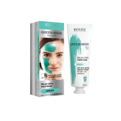 Revuele Green Mask Relaxing Cryo 80 ml