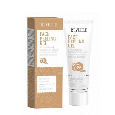 Revuele Face Peeling Gel Snail Extract 80 ml